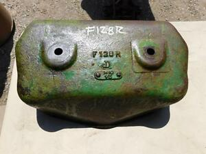 John Deere Unstyled G Cast Iron Valve Cover F128r 3699 As Shown
