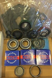Bk205gdm Bearing Kit Fits Np205 Transfer Case W 350 Trans Dodge 69 80 married