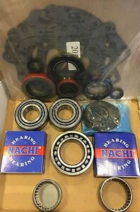 Bk205d Bearing Kit Fits Np205 Transfer Case Dodge Only 1989 93 Iron Case W 5 9l