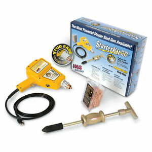 H S Uni spotter Starter Kit Plus 4550 Stud Gun Welder Car Dent Repair Tool