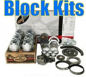 Ford 302 Trk Block Engine Rebuild Kit 1992 93 Sold World Wide Over 25 Years