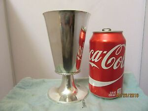 6 H Vintage Sterling Silver Tiffany Co Julep Cup Drinking Cup Goblet