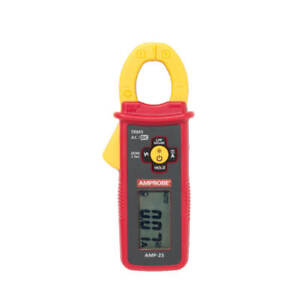 Amprobe Amp 25 Trms Mini Clamp Meter Pocket Size
