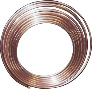 Copper Regrig Tubing 5 16x50 no Ref 5 16 Cardel Ind Noble