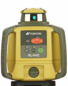 Rotating Laser Level Topcon Rl h4c brand New