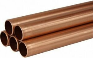 Types L And K Copper Tubing no 8624x Mueller Industries 3 8 id X 60 L