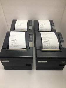 Epson Tm t88v Thermal Receipt Printer Refurbished 6 Months Warranty