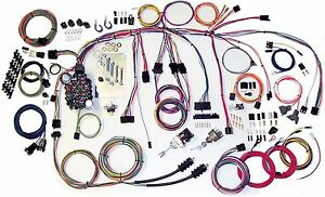 1960 66 Chevy Truck C10 American Autowire Classic Update Wiring Harness 500560