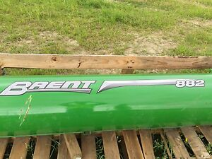 Brent 882 Grain Cart Auger Tube Upper Section