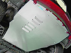 Carbing Under Panel For Mitsubishi Colt Ralliart Z27a 4g15