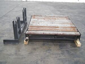 60 L X 60 W Gravity Rollers For Pallets a9926