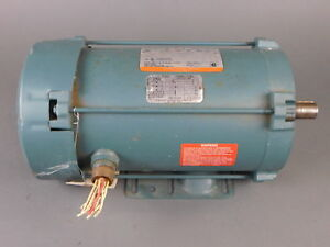 Reliance 1 Hp Ac Motor P14j2421n New Surplus