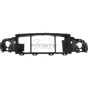 New Front Grille Header Panel Fo1221115 Fits 1999 2004 Ford F series Super Duty