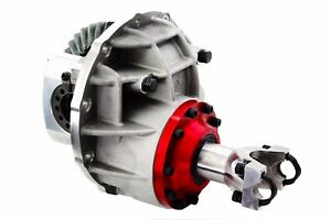 Ford 9 Complete Positraction 3rd Member 4 11 Gear 28 Spline Posi Differential