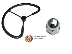Steering Wheel Chrome Nut Allis Chalmers Model G Tractor 70800101 800101 New
