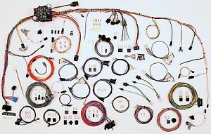 1973 82 Chevy Truck C10 American Autowire Classic Update Wiring Harness 510347