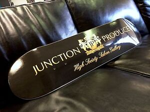 Junction Produce Gold Limited Edition Skate Deck Board Jdm Vip Lexus Toyota