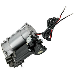 Air Suspension Compressor For Land Rover Range Rover 2003 2005 New Oem Quality