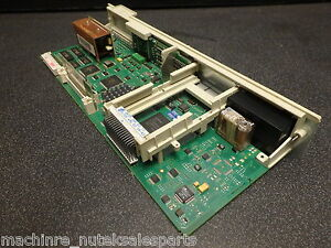 Siemens Spindle Drive Mother Board_6sn1118 0nj01 0aa0_version A