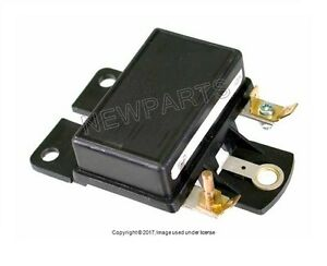 For Porsche 911 External Voltage Regulator Motorola Marchal Sev On Alternator