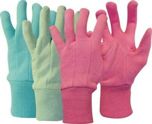 Glove Jersey Cotton Children no 419 Boss Mfg Company 1 Assorted Color