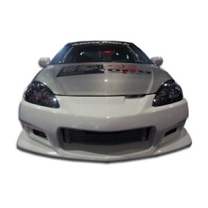 C 2 Front Bumper Body Kit 1 Pc For Acura Rsx 05 06 Duraflex