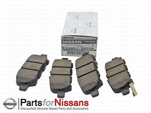 Genuine Nissan 2010 2016 Murano Pathfinder Rear Brake Pads D4m60 9n00a