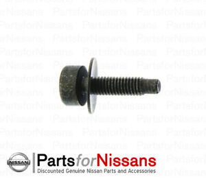 Genuine Nissan 2002 2016 Altima Maxima Murano Gt R Engine Cover Bolt Screw Oem