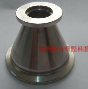 Vacuum Fitting Kf 25 Nw25 To Kf 10 Nw10 Conical Reducer