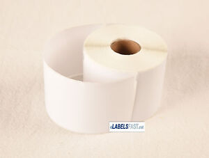 6 Rolls 99019 Paypal Postage Dymo Turbo 4xl Duo Bc Compatible Labels 150 P r
