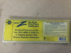 New Z Livestock Ear Tag Applicator