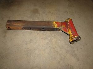 International 574 Tractor Right Front Axle Extension