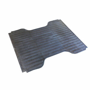 Westin 63 X 66 Black Rubber Bed Mat For Ford F 150 2004 2014 5 5 Bed