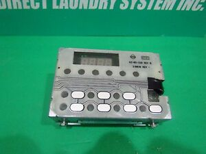 Speed Queen 802248p Control Front Load Washer Mdc dom Horizon