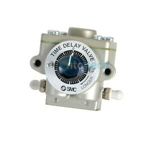 Smc Vr2110 Pneumatic Time Delay Valve With Vm13