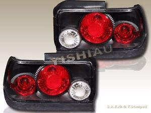 93 94 95 96 97 Toyota Corolla Jdm Black Tail Lights