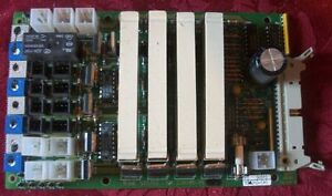 Bowe Systec Mail Machine Circuit Board Card Sn 220105 Ae48424
