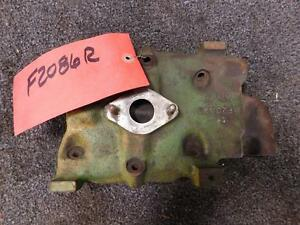 F2086r 720 730 Pony Motor Manifold John Deere As Shown