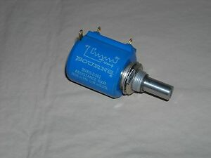 Bourns Potentiometer 2 W 500 Ohm