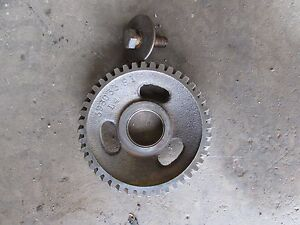 International 574 Tractor C200 Gas Engine Idler Gear 44 Teeth