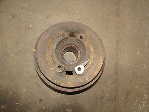 International 574 Tractor C200 Gas Engine Crank Pulley