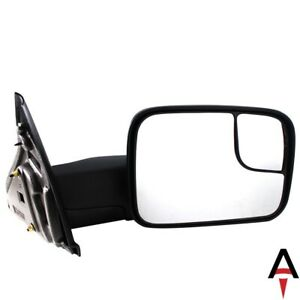 Ch1321227 Front Right Passenger Side Door Mirror For Dodge Ram Vaq2 55077492ag