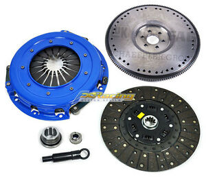 Fx Stage 2 Clutch Kit Flywheel 10 5 86 95 Ford Mustang 5 0l 302 Gt Lx