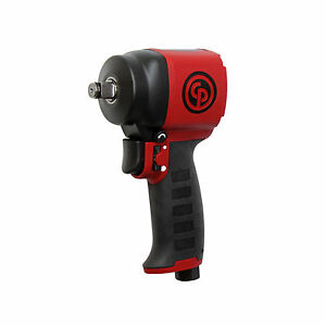 Chicago Pneumatic 1 2 Stubby Impact Composite Hsg 7732c