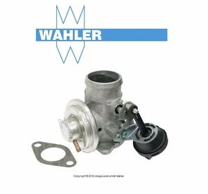 new Egr Valve W Anti shudder Valve Actuator For Vw Tdi Alh Jetta Golf