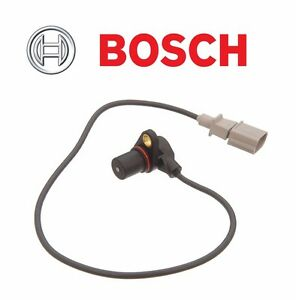 Bosch Crankshaft Crank Position Sensor Cps For Audi A4 Tt Vw Passat Jetta Golf