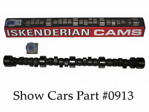58 59 60 61 62 63 64 65 348 409 Chevy Impala Ss Bel Air Isky 270h Cam Camshaft