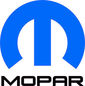 Mopar Big M Decal 6 In Size Free Shipping