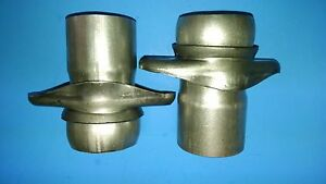 2 X 2 5 Id To 2 5 Ball Side Only Exhaust Pipe Ball Only Header Collector
