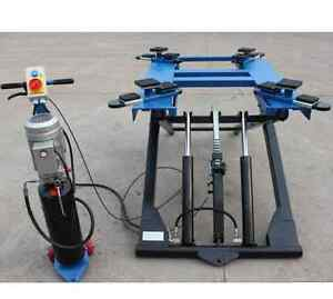 Portable Hydraulic Scissor Auto Lift Car Elevator For Weight 5 900 Lbs Shop